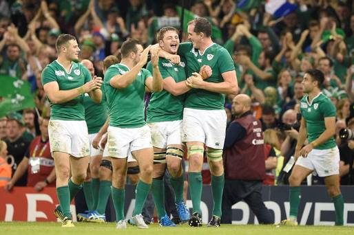 Ireland to play rugby game in Chicago, USA