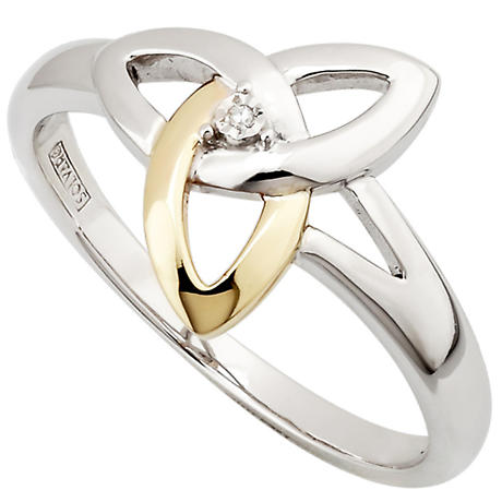 s2977-irish-gold-silver-ladies-solvar-trinity-knot-diamond-ring