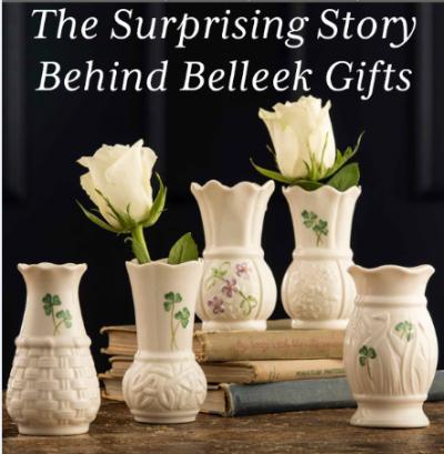 The Surprising Story behind Belleek Irish Gifts