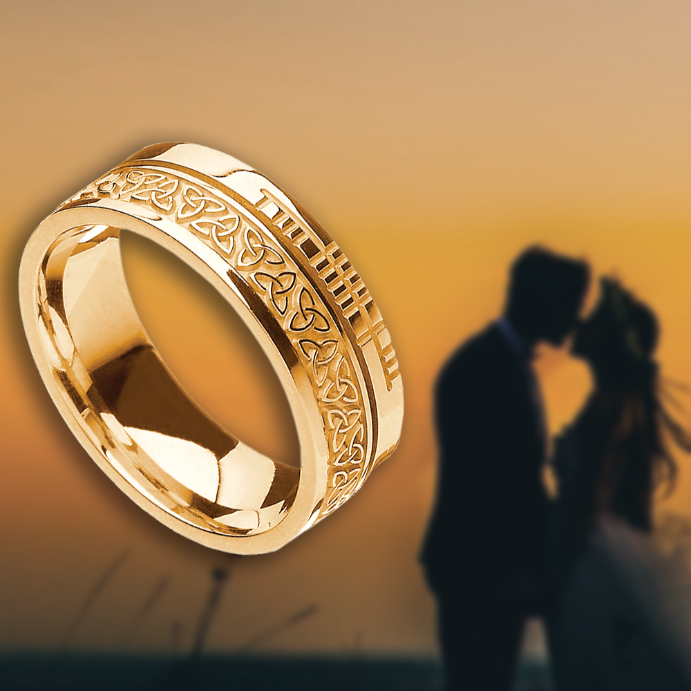 Irish Wedding Rings & What They Mean