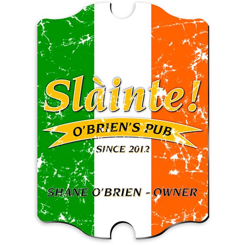 Make a DIY Irish Pub at Home