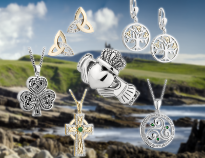 Symbols of Irish and Celtic Jewelry
