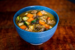 Irish Winter Food - Stew