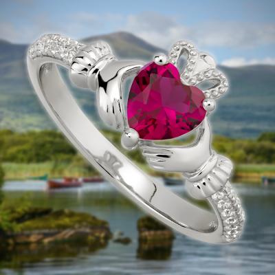 Irish Birthstone Jewelry
