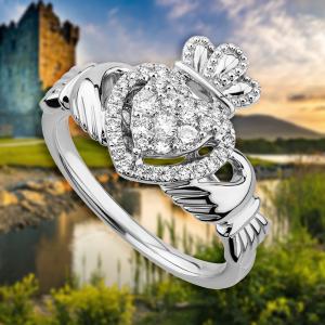 Irish Wedding Ring with IrishShop