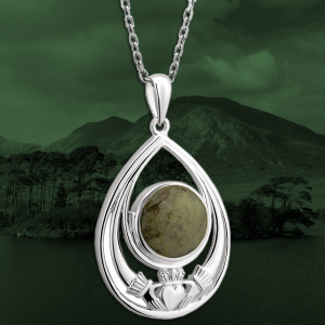 Connemara Marble Irish Jewelry A Green Gem from the West of Ireland
