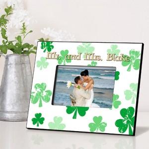 Irish Wedding Gifts - Picture Frame