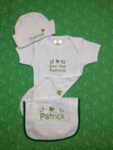 Irish Baby Names - Baby and Kids Irish Gifts