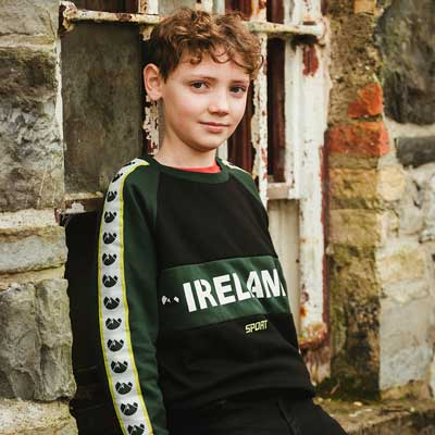 Ireland Sport Sweatshirt   IrishShop.com