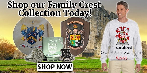 Shop our Coat of Arms Collection Today!