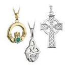 Irish necklaces