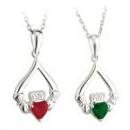 Irish jewelry pendants and charms