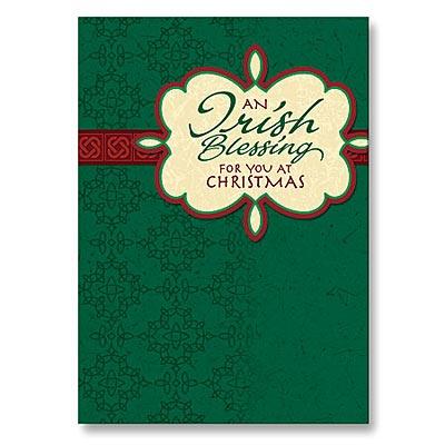 Irish christmas irish blessing christmas cards at irishshop irish christmas irish blessing christmas cards m4hsunfo
