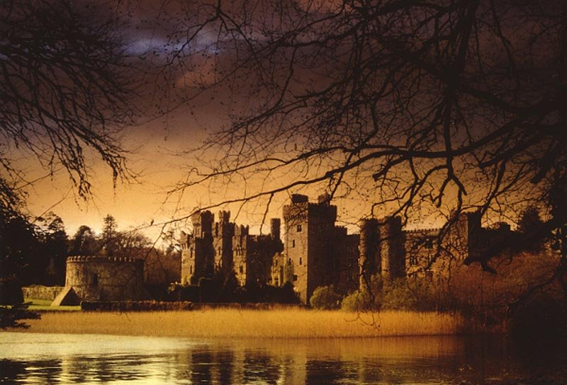 Ashford Castle, Co Mayo Photographic Print