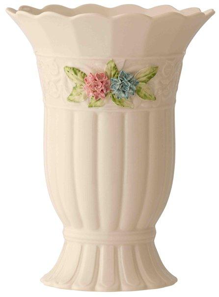 Belleek Vase Hydrangea 10 Bouquet Vase At Irishshop Blk3561