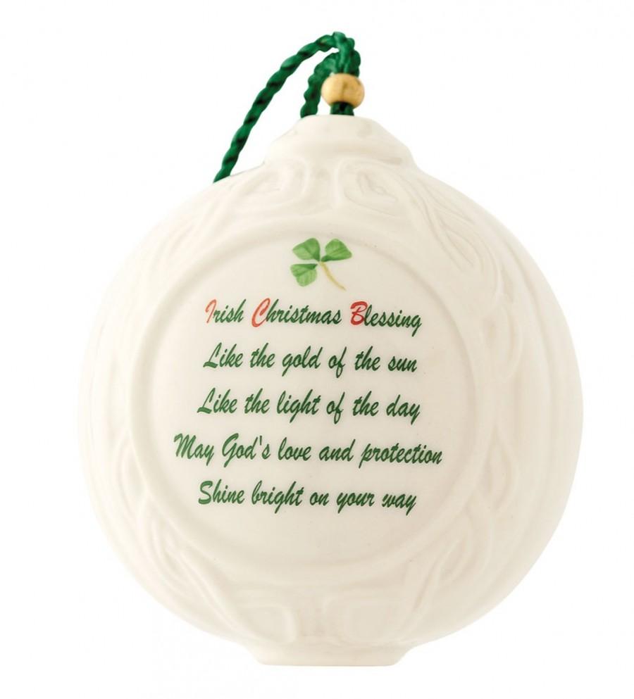 Irish Christmas Blessing - Christmas Cards