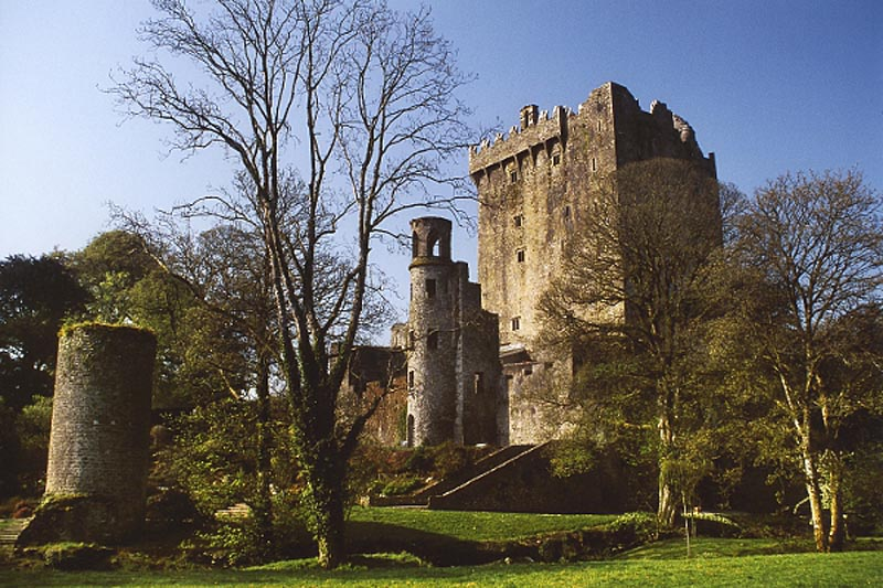 Blarney Castle, Co Cork Photographic Print