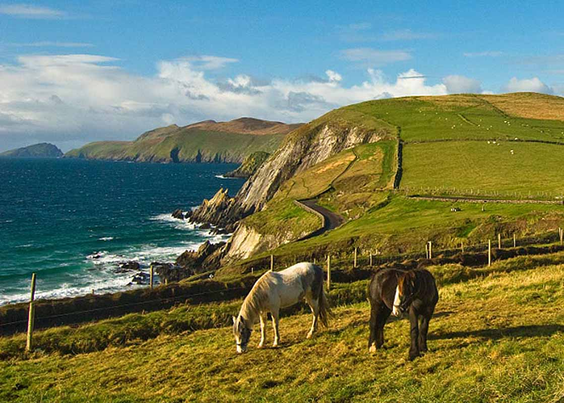 Dingle Peninsula Photographic Print At Irishshop Com