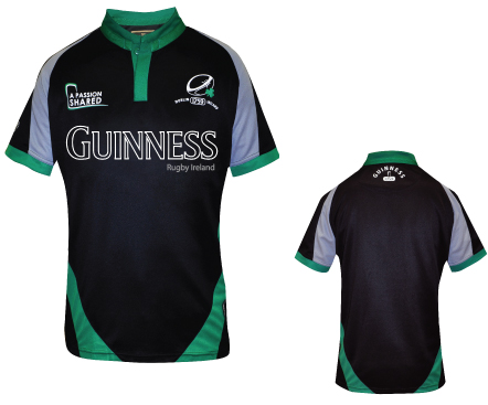 Guinness Rugby Ireland Performance Rugby Shirt