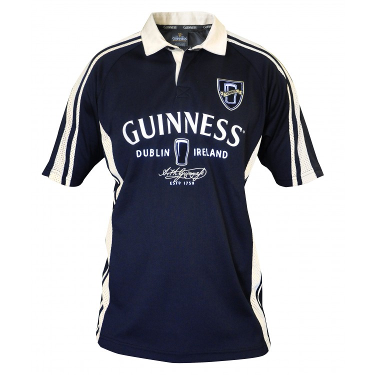 Guinness Dublin Performance Rugby Shirt