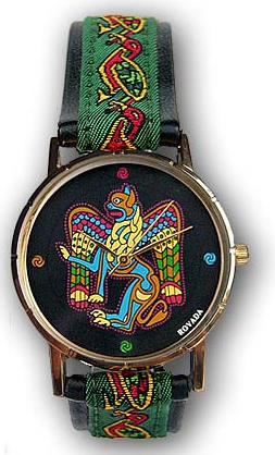 'Uath' Book of Kells Watch