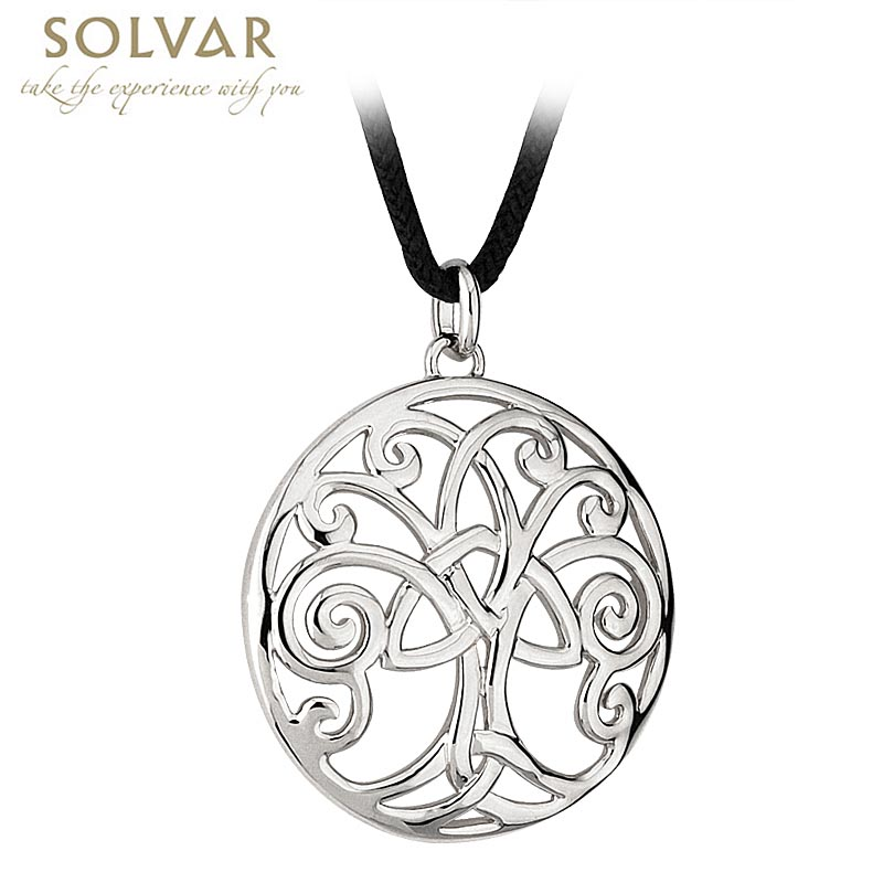 irish dp scottish sterling com quot pendant silver amazon with celtic necklace