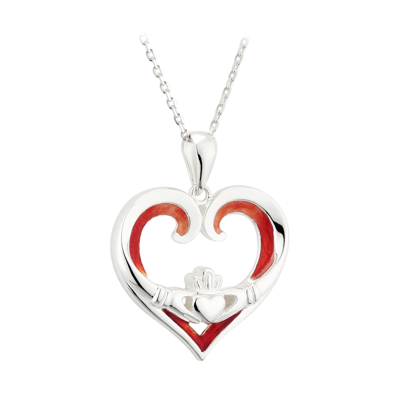 lover eissely buy valentines best chain valentine day pendant friends necklace couple s gift
