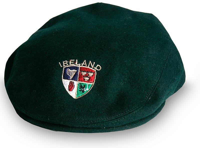 Shandon Wool Ireland Cap at IrishShop.com  3d5f44f693b