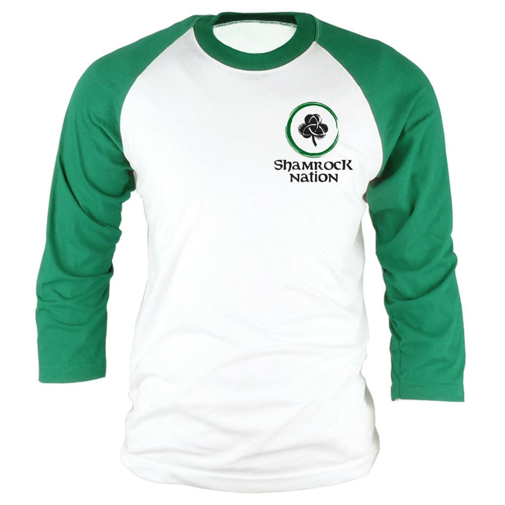 Irish T-Shirt - Irish Baseball T-Shirt at IrishShop.com ...