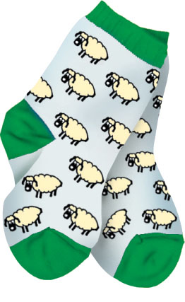 Kids Sheep Socks