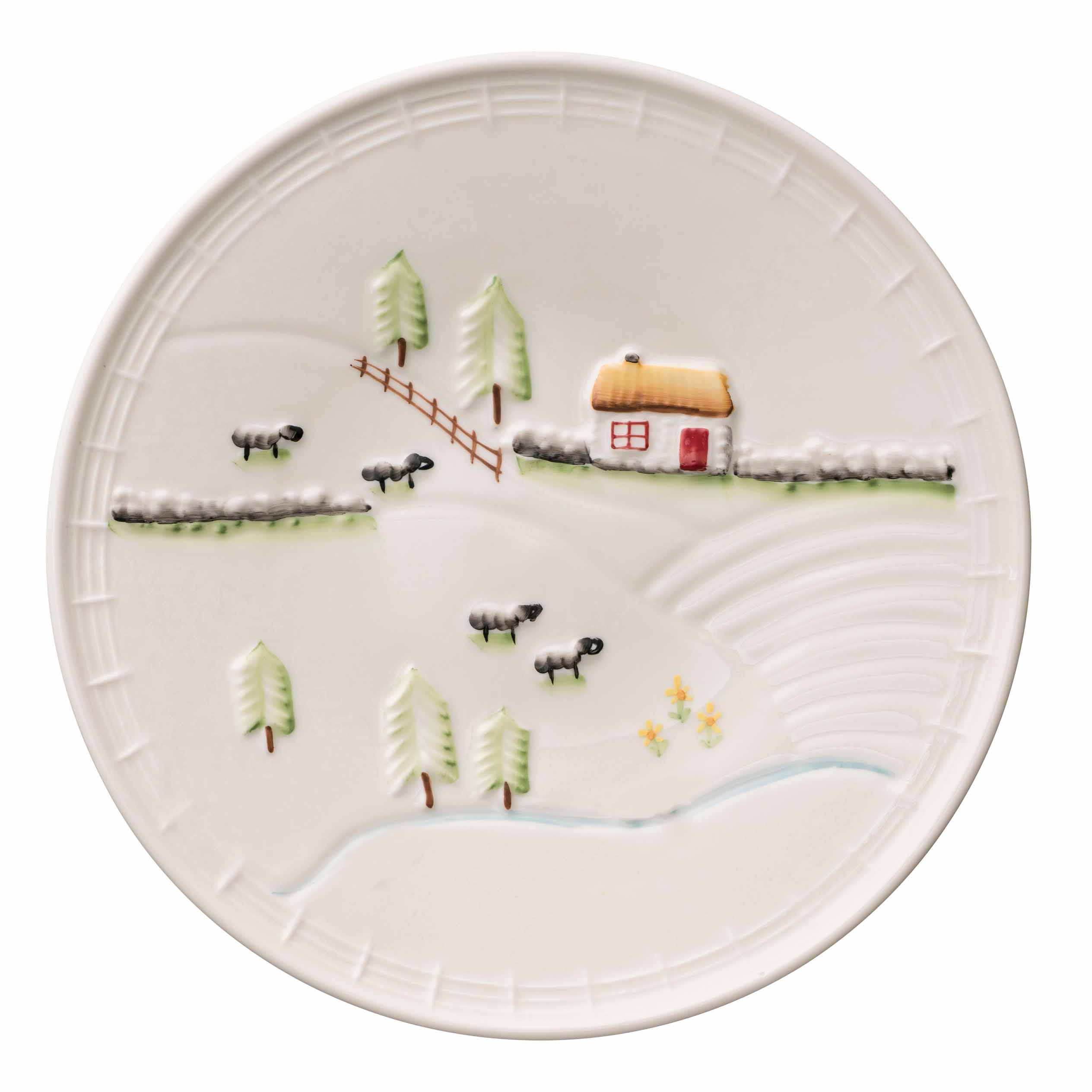 Belleek Pottery | Connemara Tea Plate