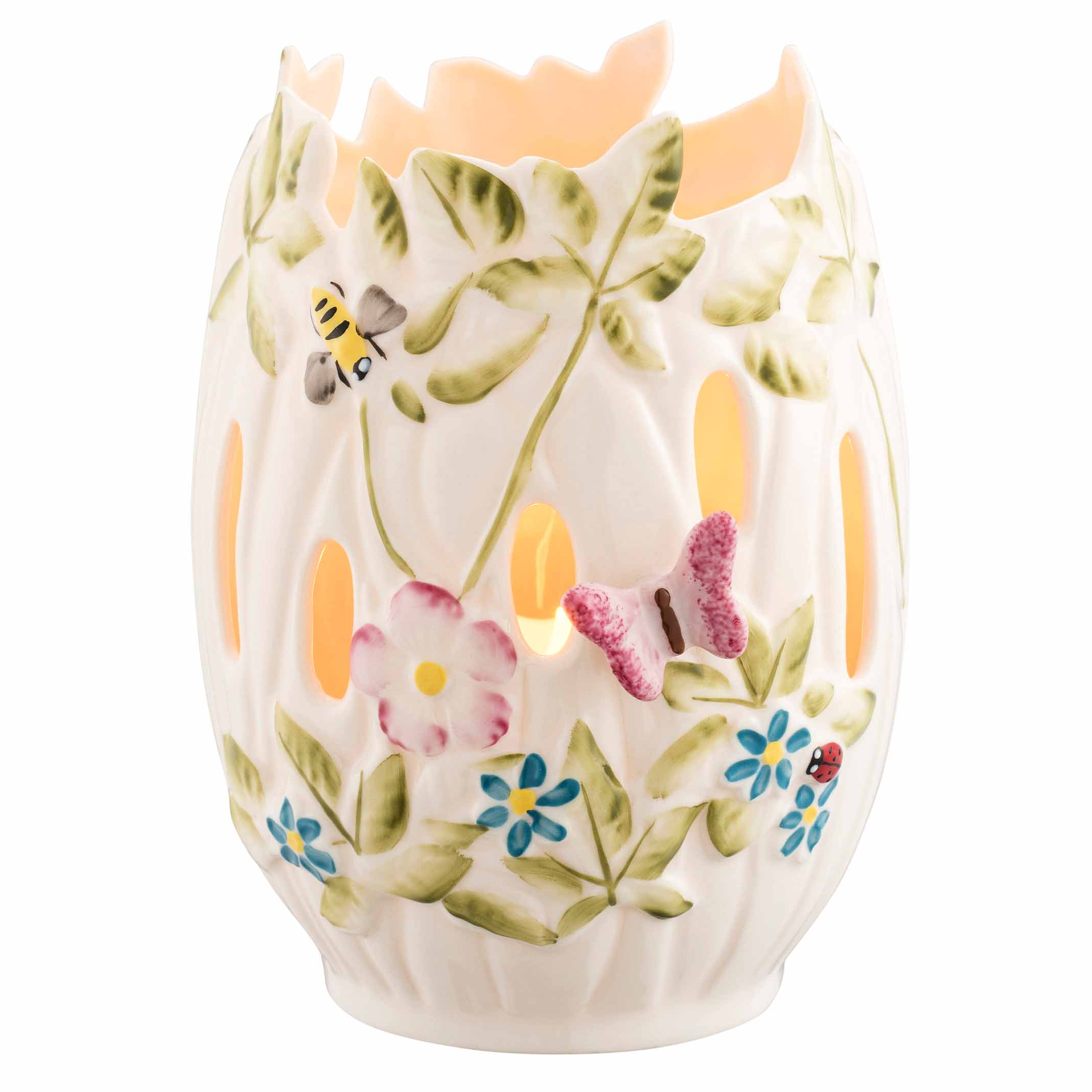 Belleek Pottery | Catalina Votive