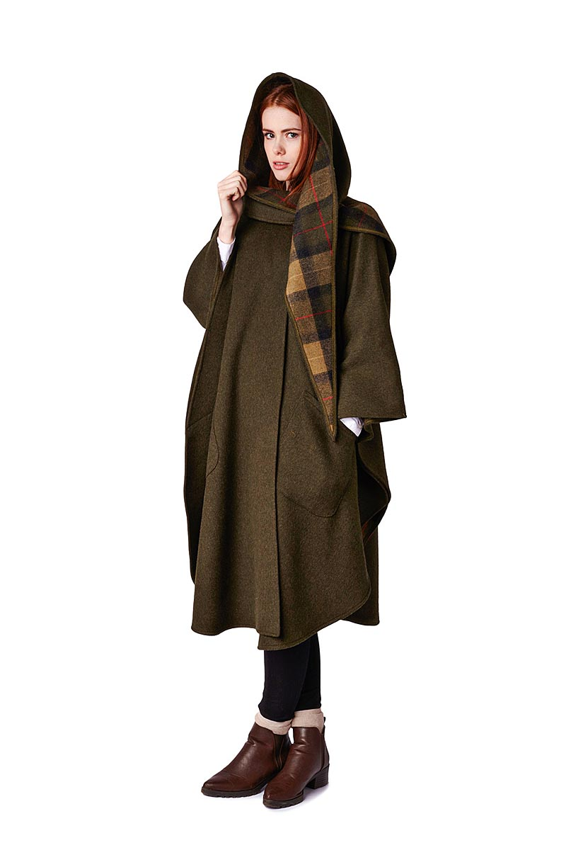 Irish Wool Capes - Jackets & Outerwear for Sale Online