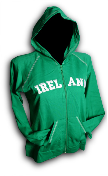Ladies Lycra Hooded Sweater