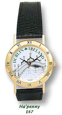 Ha'penny Bridge Irish History Watch