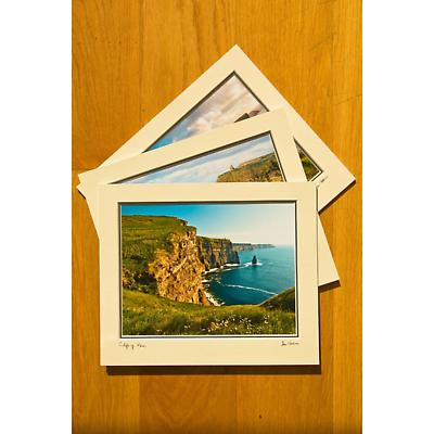 From Dingle Peninsula at sunset Photographic Print