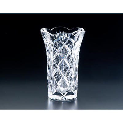Irish Crystal - Heritage Irish Crystal 9 inch Flared Vase