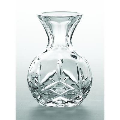 """Galway Crystal Longford 4"""" Bulb Vase"""