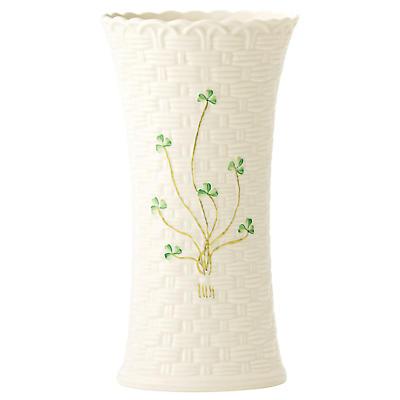 """Belleek Vase - 10"""" Colleen"""