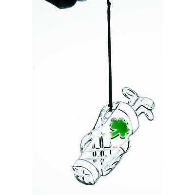 Irish Christmas - Galway Crystal Golf Bag Ornament