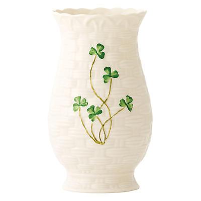 """Belleek Vase - 7"""" Kylemore"""