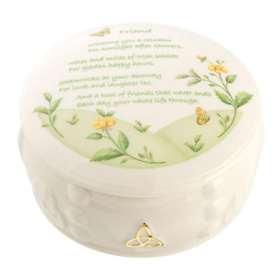 Belleek Friend Gift Box