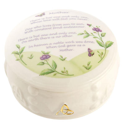 Belleek Mother Gift Box