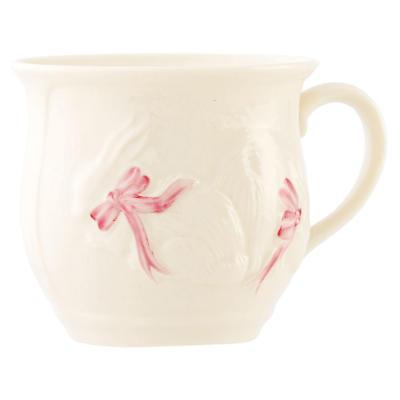 Belleek Bunny Baby Cup - Girl