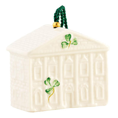 Irish Christmas - Belleek Old Parliament House 24th Annual Ornament