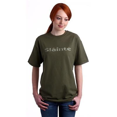 Irish T-Shirt - Slainte (Summer Green)