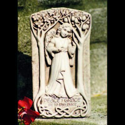 Peace & Grace Celtic Stone