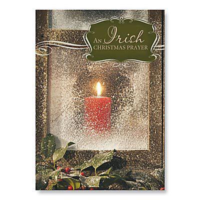 Irish Christmas - Irish Christmas Prayer Cards