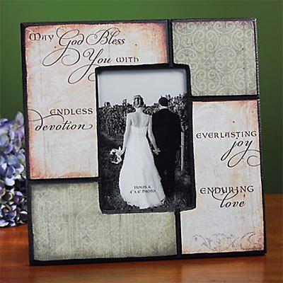Irish Wedding Photo Frame