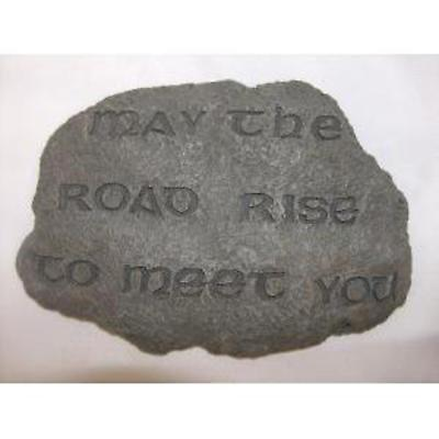 Irish Blessing Stepping Stone May The Road Rise To Meet You